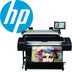 HP Large Format Scanners